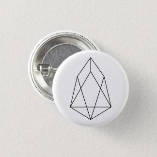 EOS Small Button (White)