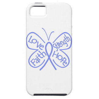 Eosinophilic Disorders Butterfly Inspiring Words iPhone 5 Cover