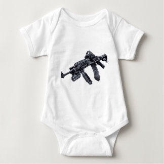 EOTech Sighted Tactical AK-47 Assault Rifle Baby Bodysuit