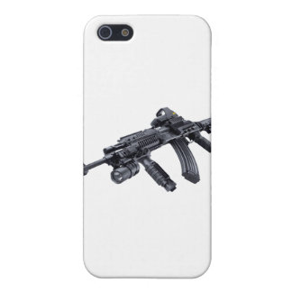 EOTech Sighted Tactical AK-47 Assault Rifle Case For iPhone SE/5/5s
