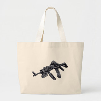 EOTech Sighted Tactical AK-47 Assault Rifle Large Tote Bag