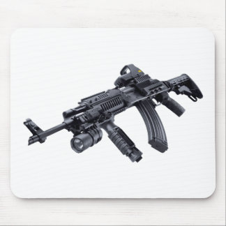 EOTech Sighted Tactical AK-47 Assault Rifle Mouse Pad