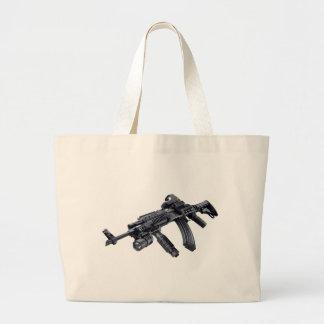 EOTech vio el rifle de asalto táctico de AK-47 Bolsa Tela Grande