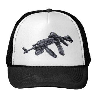 EOTech vio el rifle de asalto táctico de AK-47 Gorras De Camionero