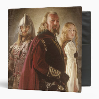 Eowyn and Theoden Vinyl Binders
