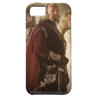 Eowyn and Theoden iPhone 5 Cases