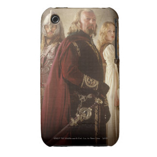 Eowyn and Theoden iPhone 3 Covers