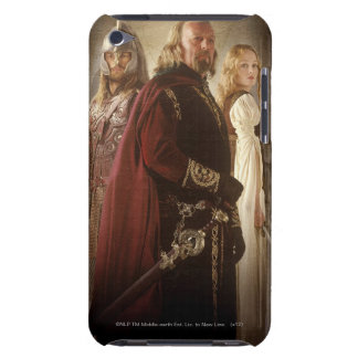 Eowyn and Theoden iPod Touch Case