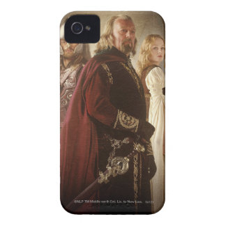 Eowyn and Theoden iPhone 4 Case-Mate Case