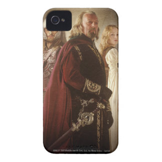 Eowyn and Theoden iPhone 4 Case-Mate Cases