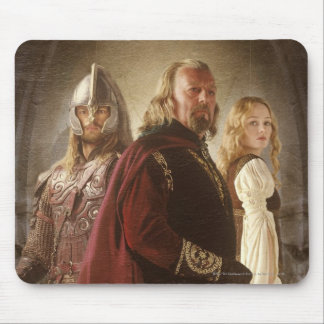 Eowyn and Theoden Mouse Pad