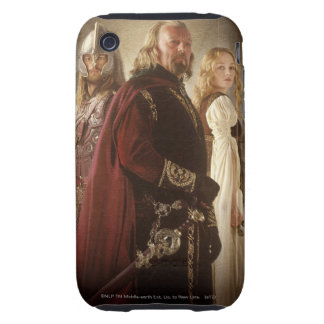 Eowyn and Theoden Tough iPhone 3 Cover