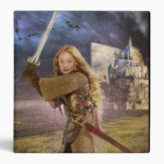 Eowyn Raises Sword Binder