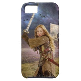 Eowyn Raises Sword iPhone 5 Cases