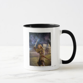 Eowyn Raises Sword Mug