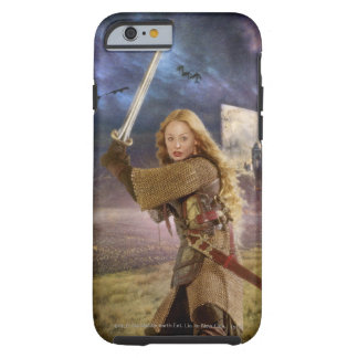 Eowyn Raises Sword Tough iPhone 6 Case