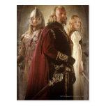 Eowyn y Theoden Postal