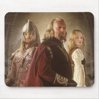 Eowyn y Theoden Tapete De Ratón