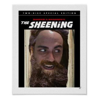 Ep #2: The Sheening Poster