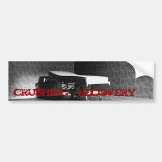 EP sticker Car Bumper Sticker