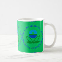 EPA ENVIRONMENTAL PROTECTION AGENCY COFFEE MUG