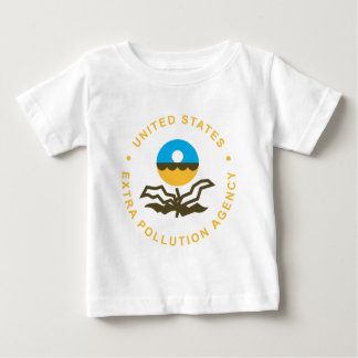EPA: Extra Pollution Agency (logo) Infant T-shirt