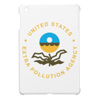 EPA: Extra Pollution Agency (logo) iPad Mini Cover