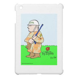 epa guards flower iPad mini cover