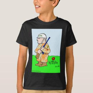 epa guards flower T-Shirt