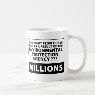 EPA Kills Millions Coffee Mug
