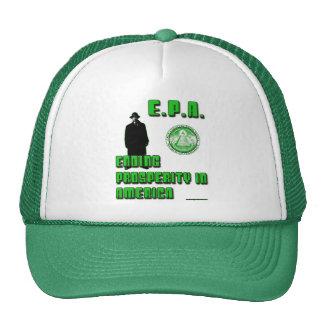 EPA - Prosperidad de la conclusión en América Gorro