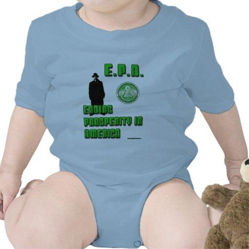 EPA - Prosperidad de la conclusión en América Traje De Bebé