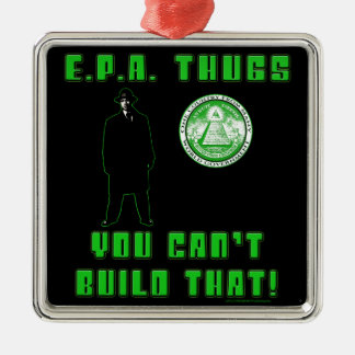 EPA - You Can't Build That Metal Ornament