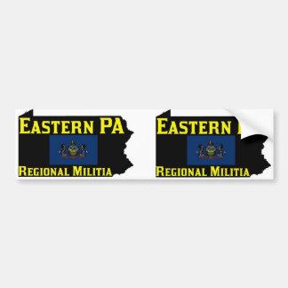 EPARM Double Car Bumper Sticker