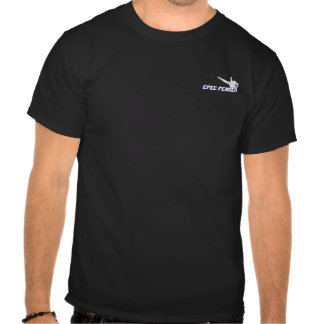 EPEE FENCER T SHIRTS