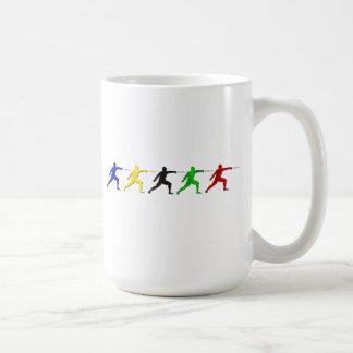 Epee Fencers Fencing Mens Athlete Womens Sports Coffee Mug