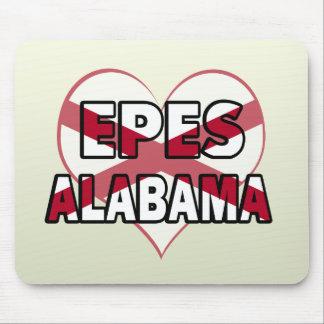 Epes, Alabama Mousepads