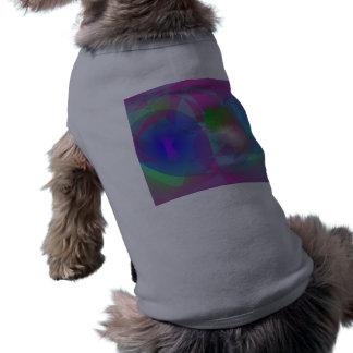 Ephemeral Purple Dog Clothes