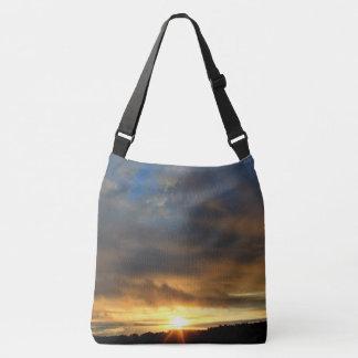 Ephemeral Sunrise Crossbody Bag