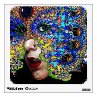 EPHEMERAL WALL DECAL