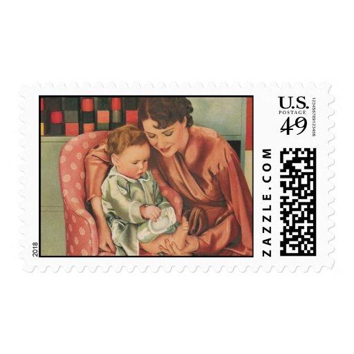 Ephemeras de la madre y del niño 1930 envio
