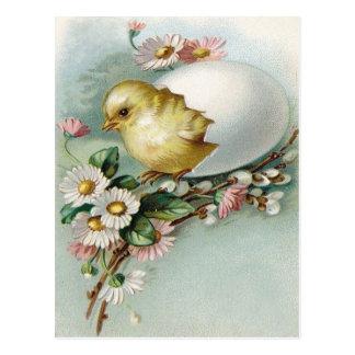 Ephemeras de Pascua del Victorian Postal