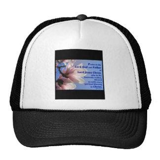 Ephesians 1 trucker hats