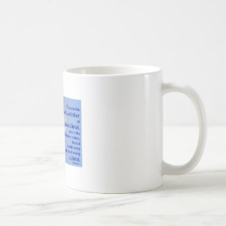 Ephesians 1 coffee mugs