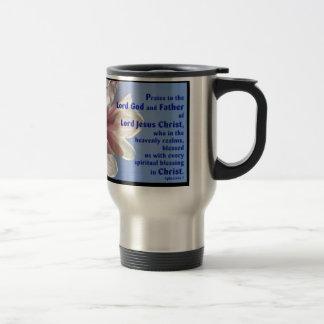 Ephesians 1 travel mug