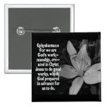 EPHESIANS 2:10 BIBLE SCRIPTURE QUOTE PINS
