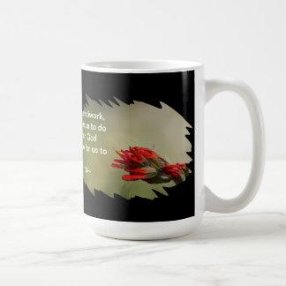 Ephesians 2:10 coffee mug