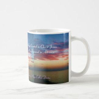 Ephesians 2:10 Sunrise Mug, 4 oclock in the mornin