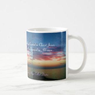 Ephesians 2:10 Sunrise Mug, 4 oclock in the mornin Coffee Mug