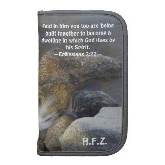 Ephesians 2:22 planners